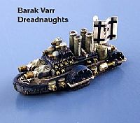 Barak Varr Dreadnaughts team badge